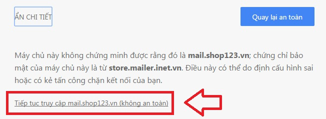 email doanh nghiep