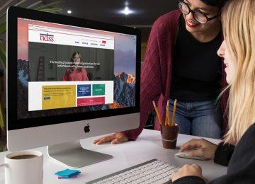 """8 Xu hướng thiết kế website hiện đại """"nóng"""" bạn cần tuân thủ"""
