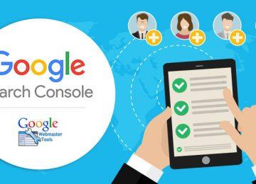 Tìm hiểu Google Search Console và hướng dẫn cài đặt cho website