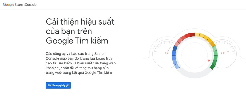 Google Search Console là gì?