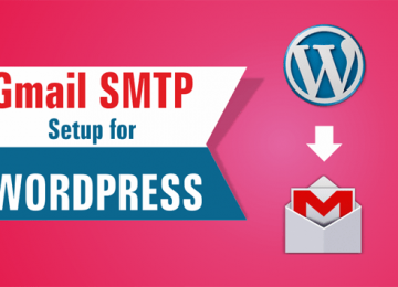 Hướng dẫn cài đặt Gmail cho website WordPress