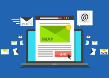 Các giao thức gởi và nhận email