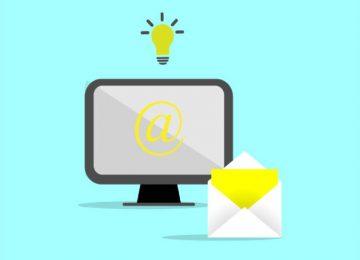 Ý tưởng tạo địa chỉ email chuyên nghiệp