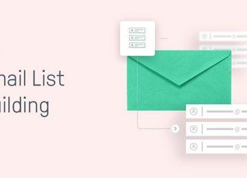 3 bước bắt đầu tạo danh sách email khách hàng