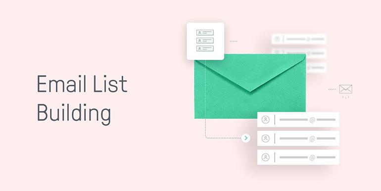 Tạo danh sách email khách hàng